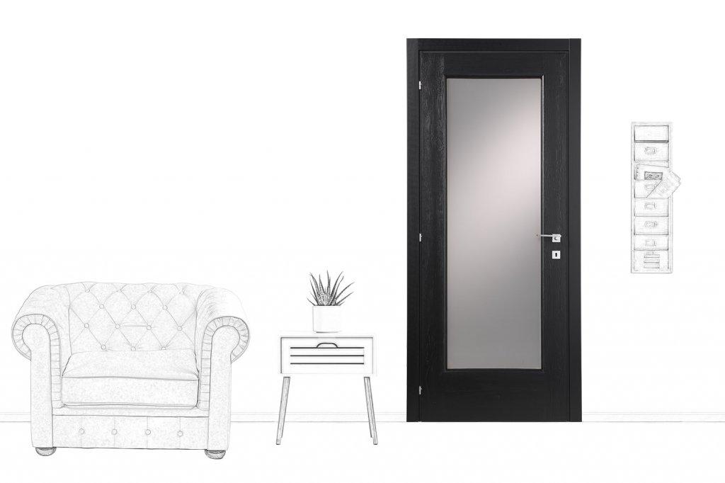 Scopri le nostre porte interne in legno Verona, robuste e di qualità. Vieni a trovarci nel nostro showroom