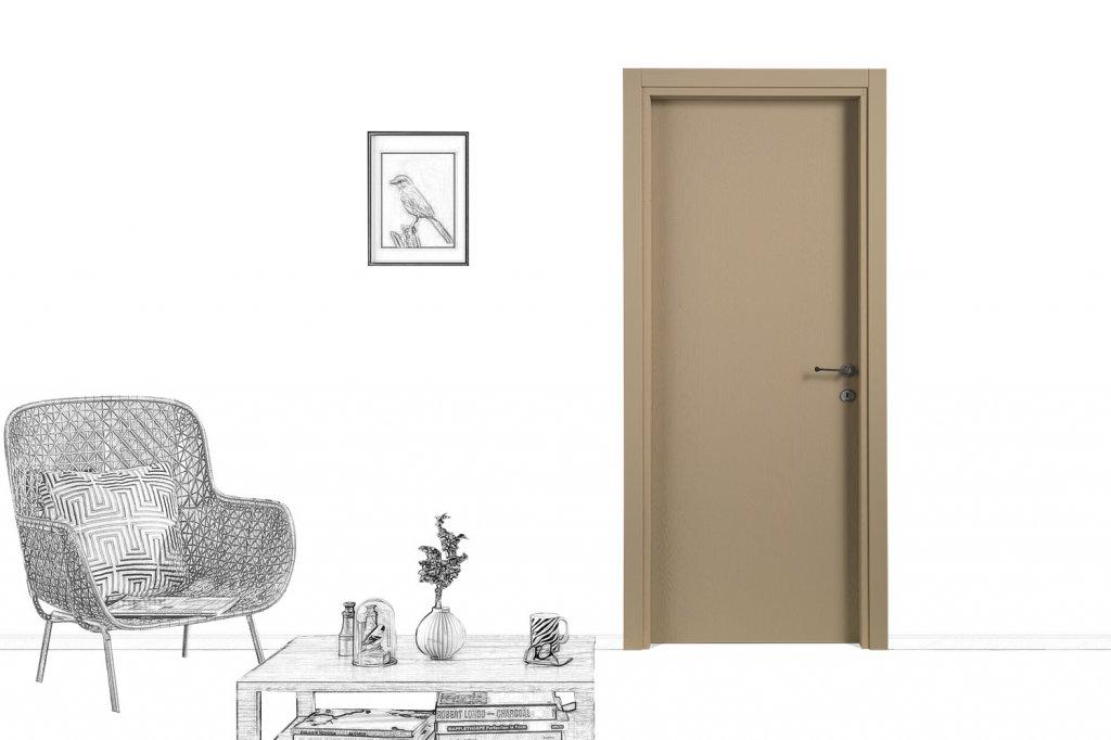Scopri le nostre porte interne in legno a Verona, robuste e di qualità. Vieni a trovarci nel nostro showroom