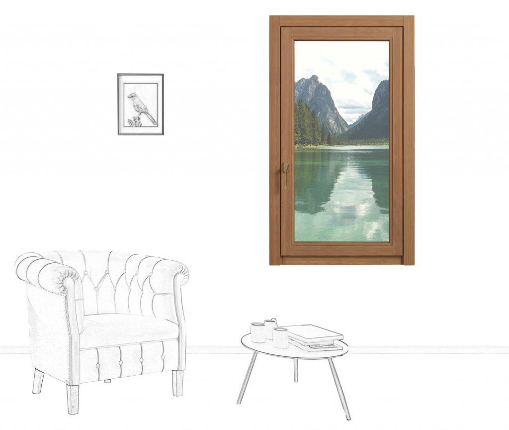 Scopri i nostri serramenti in legno Verona, robusti e di qualità. Vieni a trovarci nel nostro showroom