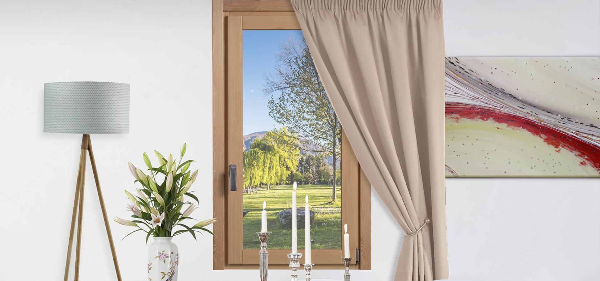 Falegnameria Verona dal 1963. Realizzazione infissi in legno, serramenti, porte da interno